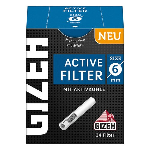 Gizeh Black Active Filter