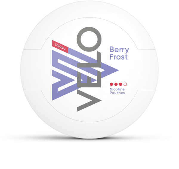 VELO Berry Frost Strong