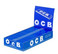 OCB PAPIER BLAU 50