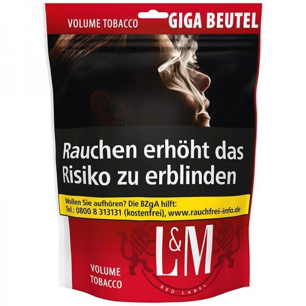L&M Volumen Red Giga Zip