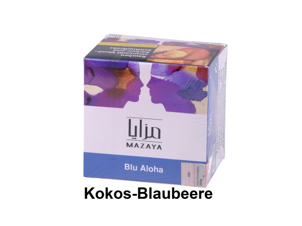 Mazaya Kokos-Blaubeere