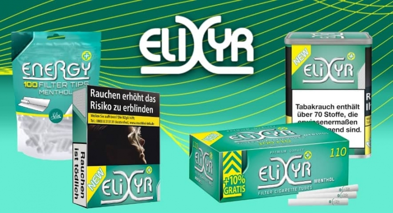 Elixyr - Sortiment