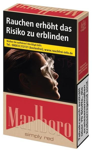 Marlboro Simply Red OP