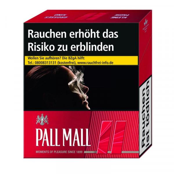 Pall Mall Red XXXL