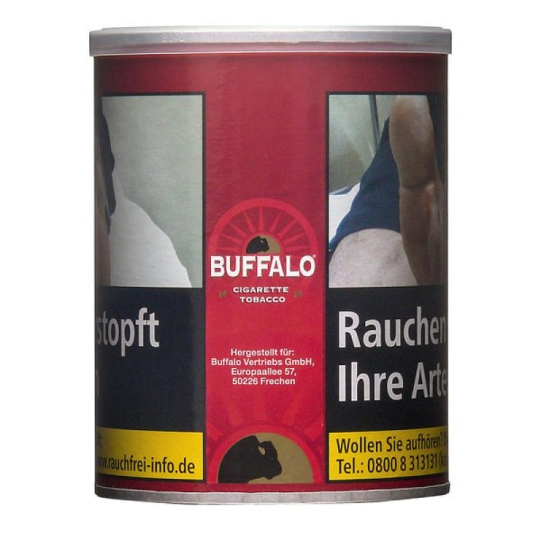 Buffalo American Blend Red Dose
