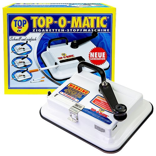 TOP-O-MATIC Zigaretten-Stopfmaschine