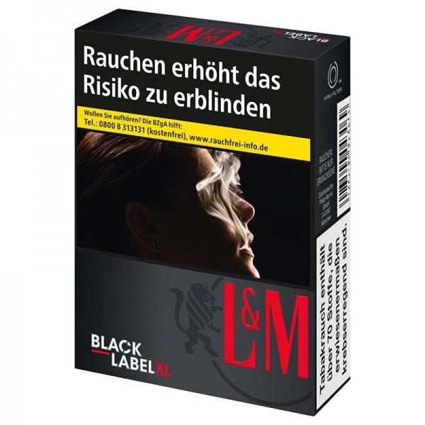 L&M Black XL Zigaretten