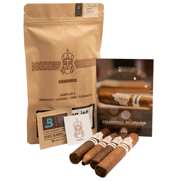 CigarKings Nicaragua Sampler #2