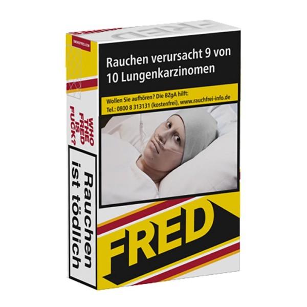 Fred Klass Jaune Zigaretten