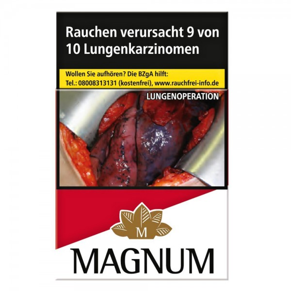 Magnum Red Big