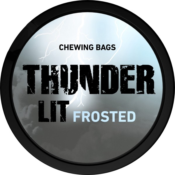 Thunder LIT Frosted