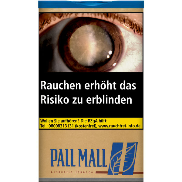 Pall Mall Authentic Blue XL Dose