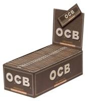 OCB Unbleached 50 Virgin Paper