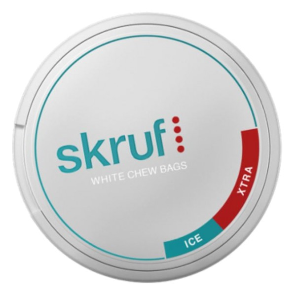 skruf Ice Xtra White #4