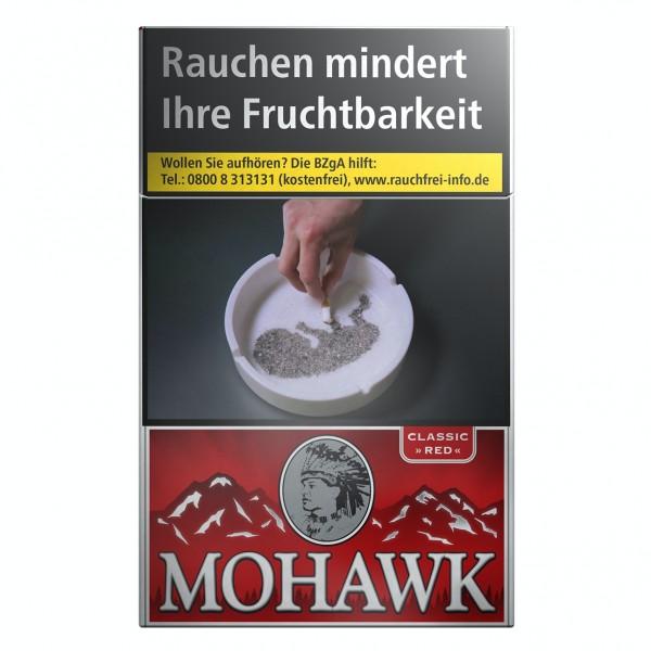 Mohawk Red OP