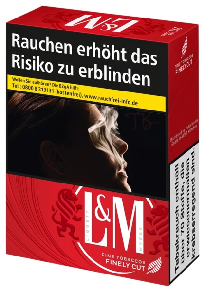 L&M Red 2XL