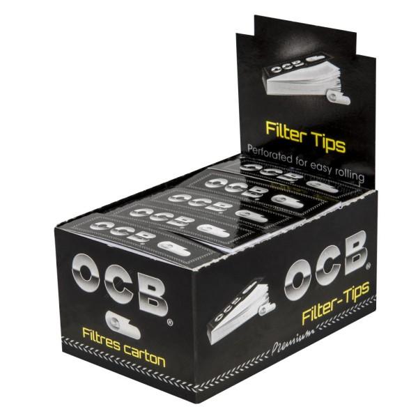 OCB FILTER-TIPS 50 BLATT