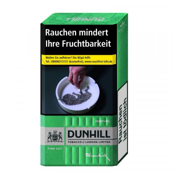 Dunhill Fine Cut Mentho