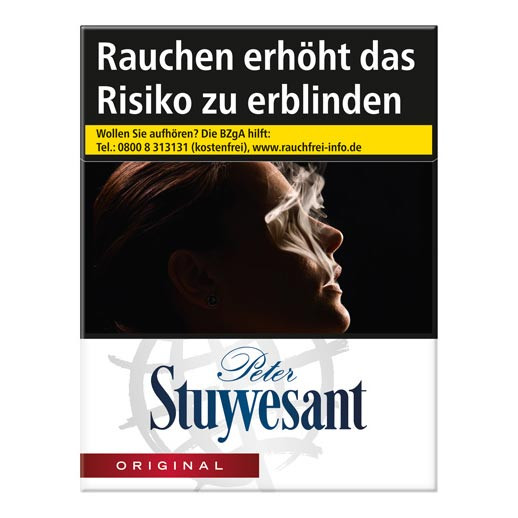 Peter Stuyvesant XL