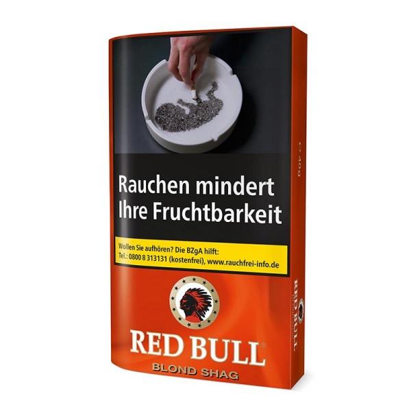 Red Bull Blond Shag Tabak