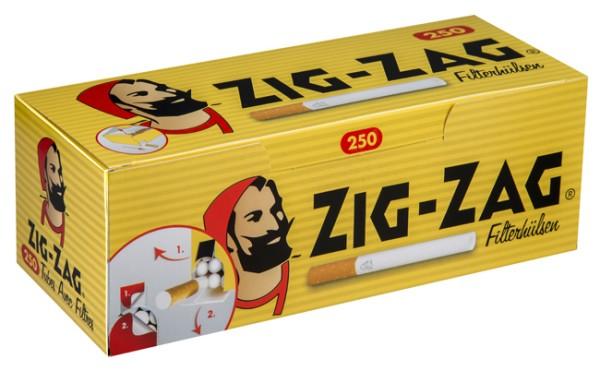 Hülsen ZIG-ZAG FILTERHÜLSEN 250