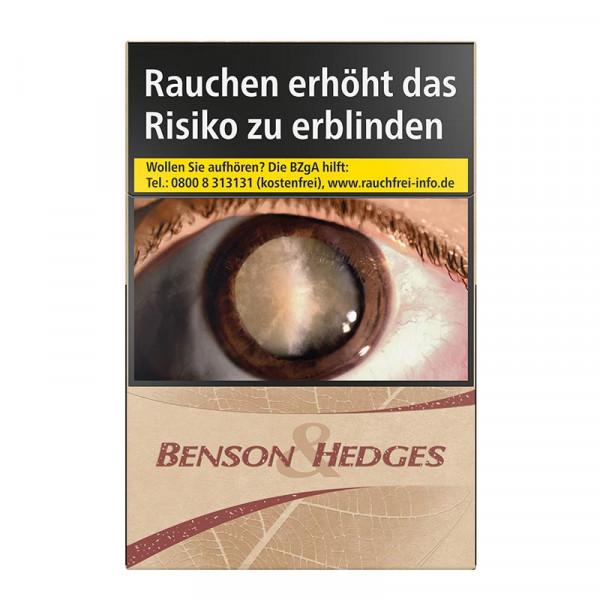 Benson & Hedges Red ohne Zusätze L