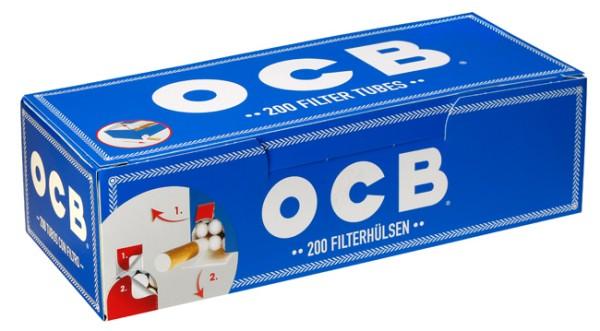 Hülsen OCB FILTERHÜLSEN 200