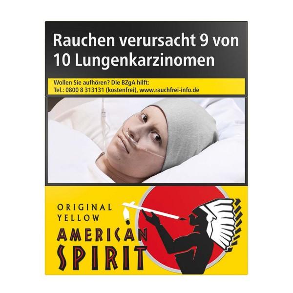 American Spirit Yellow XL