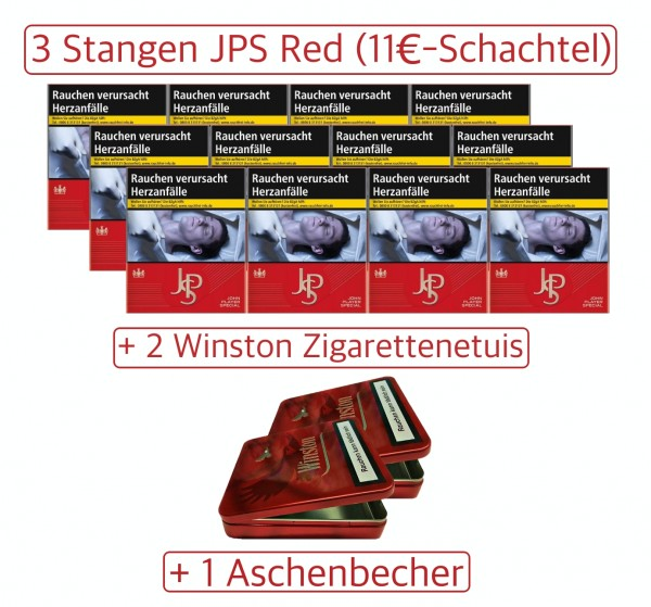 JPS Red Aktionspaket