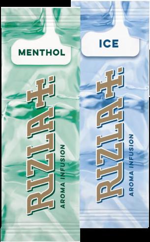 Rizla Aroma Infusion (Ice/Menthol)