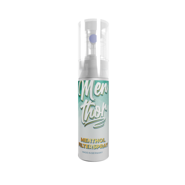 Menthor - Menthol Filter Spray