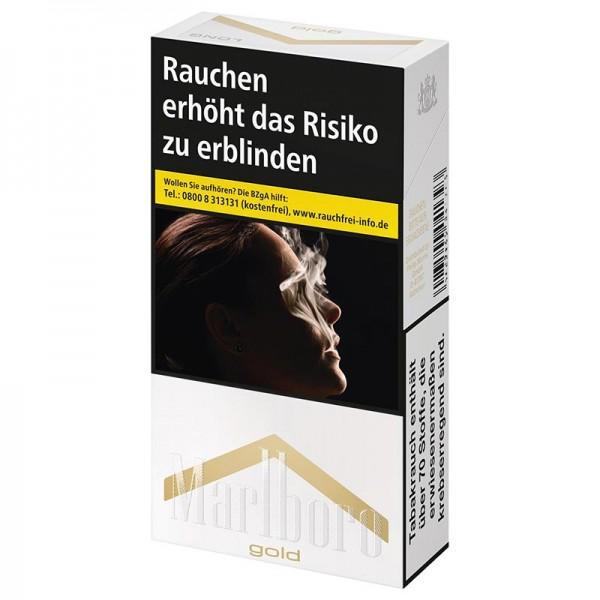 Marlboro Gold 100 Zigaretten