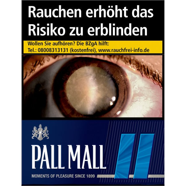 Pall Mall Blue Super