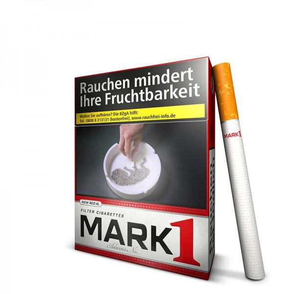 Mark One Red Big Zigaretten