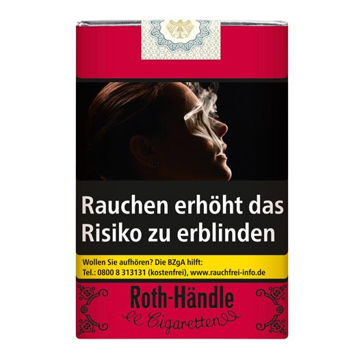 Roth-Händle ohne Filter