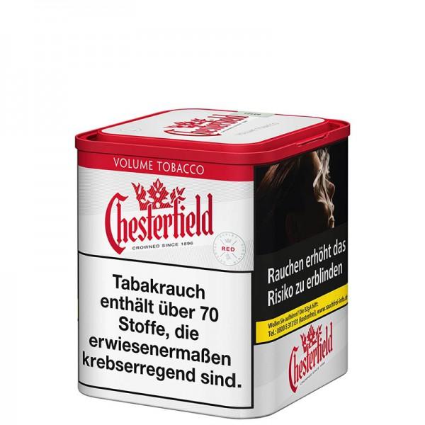 Chesterfield Red Volumen Dose