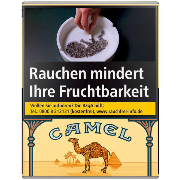 Camel ohne Filter