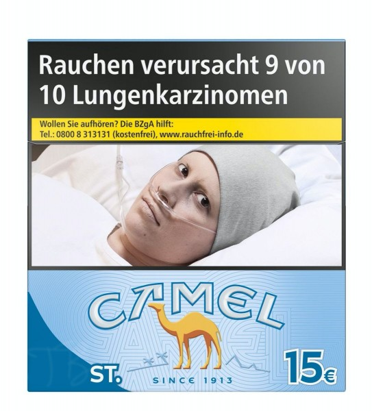 Camel Blue 4XL