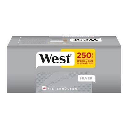 West Silver Special Hülsen