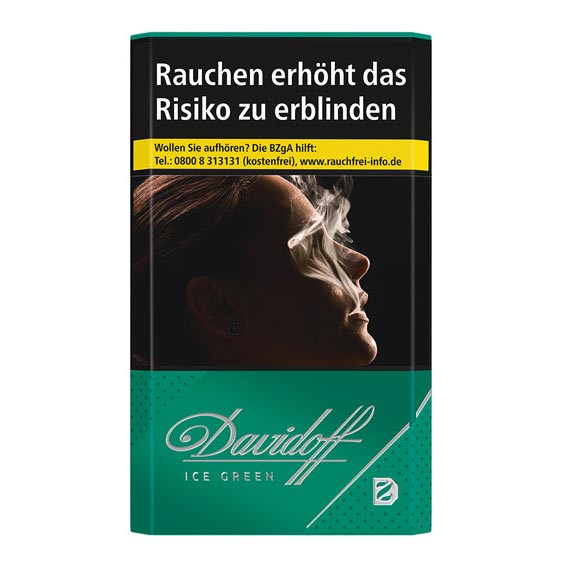 Davidoff Ice Green