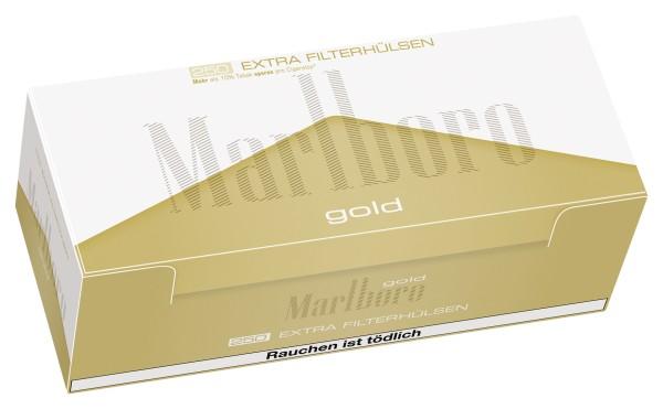 Hülsen Marlboro Gold Extra