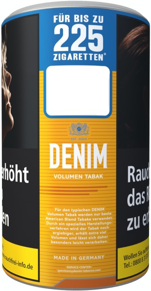 Denim Volumen Dose XL