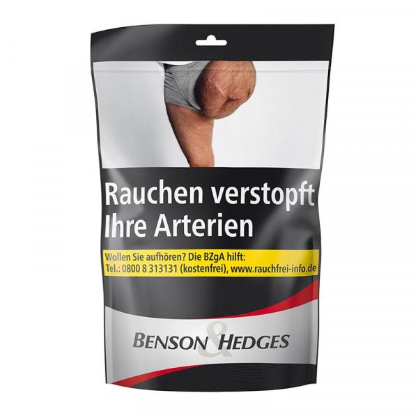 Benson & Hedges Volumen Tobacco Black Zip Bag