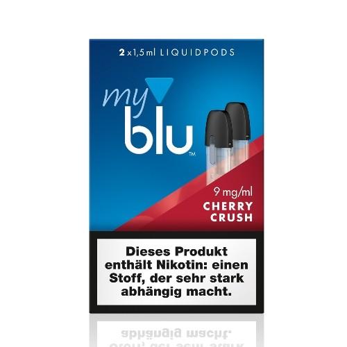 Myblu Cherry Crush Liquidpod 9mg