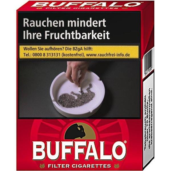 Buffalo Red Big Pack
