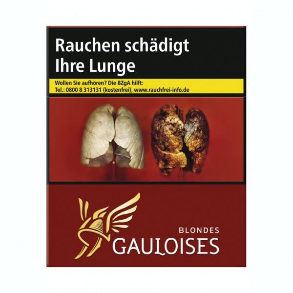 Gauloises Rot 3XL
