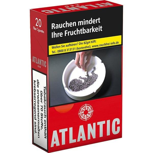 Atlantic Red OP