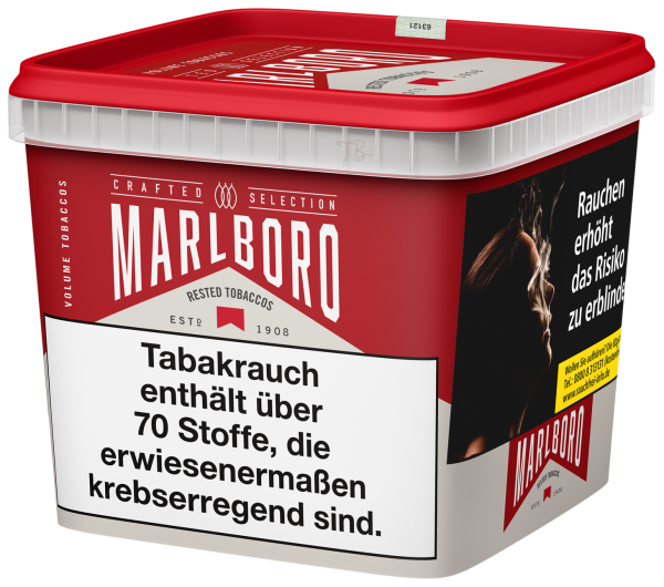 Marlboro Crafted Selection Red Super Box