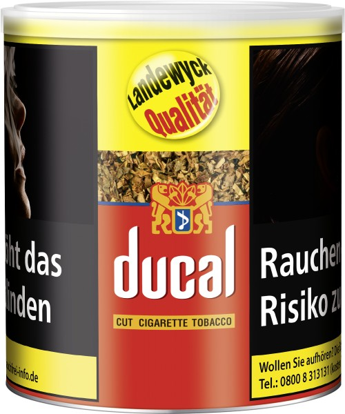 Ducal Big Cut Cigarette Tobacco Dose