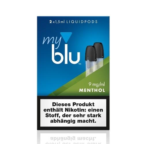 Myblu Menthol Liquidpod 9mg